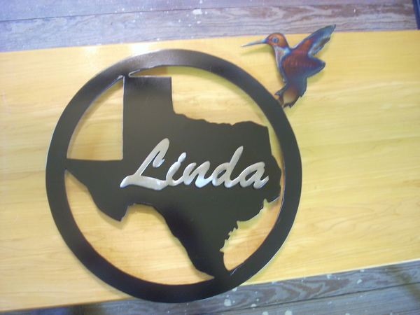 Custom Metal Art - Kerrville, TX