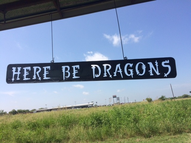 Here Be Draggons
