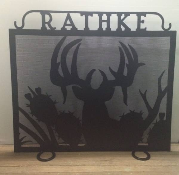 Rathke Fire Screen