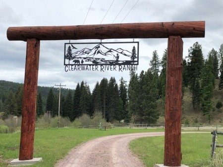 Clearwater River Ranch, MT